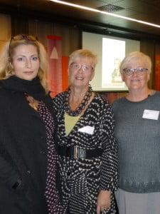 Katerina Janouch, Lena Hultén, Bibi Lang